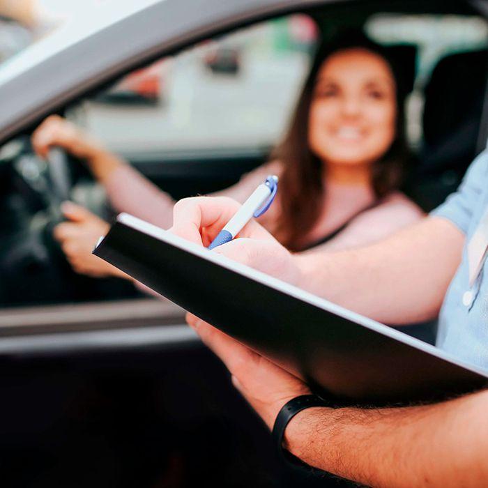 Newport Driving School, DMV DRIVING TEST PROGRAM