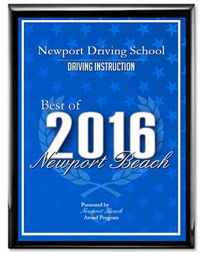 Newport Driving School, Press Release 2016
