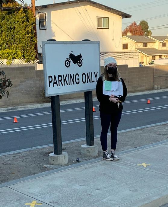 DMV DRIVING TEST PROGRAM